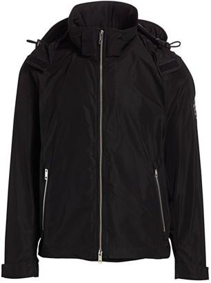 Burberry Hargrave Zip Front Jacket