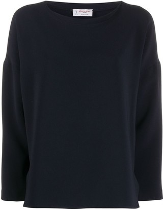 Alberto Biani Casual Long-Sleeve Top