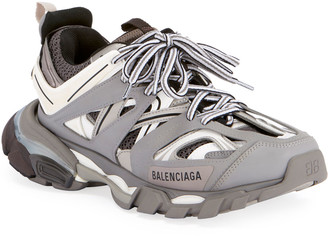 Balenciaga Track Cushioned Lace-Up Sneakers