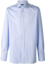 Tom Ford classic long sleeve shirt - men - Cotton - 40
