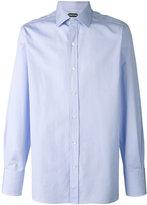 Tom Ford classic long sleeve shirt - men - Cotton - 41