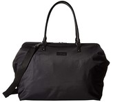 Lipault Paris Lady Plume Weekend Bag M 2.0 (Black) Bags