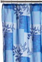 Carnation Home Fashions Laura Fabric Shower Curtain
