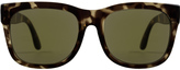 Le Specs Brown Captain Courageous Sunglasses