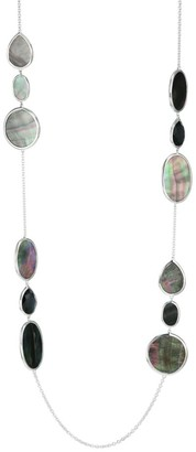 Ippolita Polished Rock Candy Sterling Silver & Multi-Stone Mixed-Shape Necklace