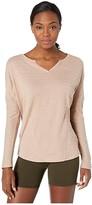 Prana Gladis Top (Champagne) Women's T Shirt