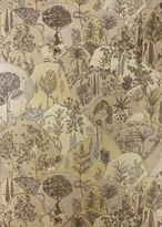 Matthew Williamson Metallic Aravali Wallpaper