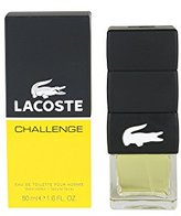 Lacoste Challenge by for Men. Eau De Toilette Spray 1.6-Ounce