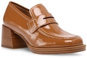 Steve Madden Women's Nyomi Block Heel Loafers