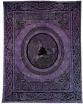 Old Glory Celtic Water Goddess Full Tapestry