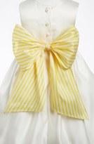 Us Angels Stripe Sash (Toddler Girls)
