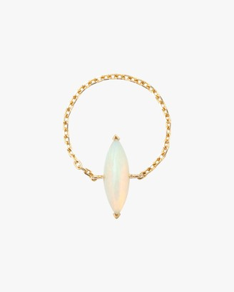 Yi Collection Opal Marquise Supreme Chain Ring