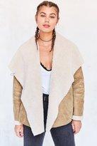Ecote Danielle Vegan Shearling Jacket