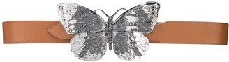 Paco Rabanne Butterfly Buckle Belt