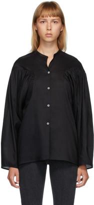 Totême Black Moncton Shirt