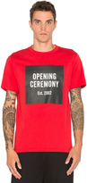 Opening Ceremony SS Logo Tee