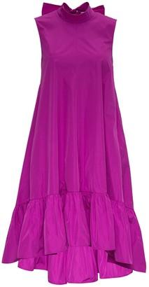 RED Valentino Flared Taffeta Dress