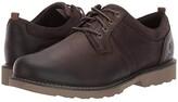 Dunham Jake Waterproof Oxford (Dark Brown) Men's Shoes