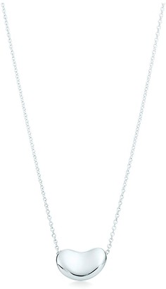 Tiffany & Co. Elsa Peretti Bean Design pendant in sterling silver