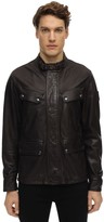 Belstaff Denesmere Leather Biker Jacket