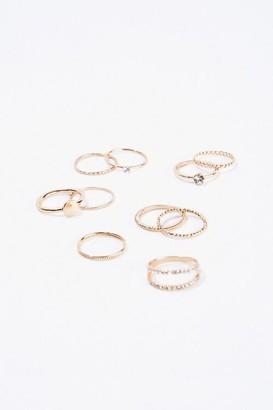 Forever 21 Assorted Ring Set