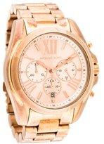 Michael Kors Bradshaw Oversize Watch