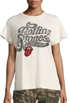 MADEWORN Rolling Stones Patch Tee