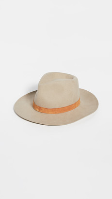 Janessa Leone Ross Packable Fedora