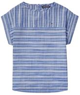 Tommy Hilfiger Th Kids Stripe Top