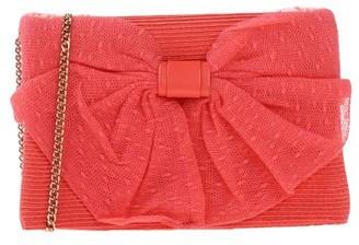 Red(V) Cross-body bag