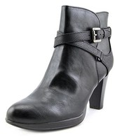 Rialto Pamela Round Toe Synthetic Ankle Boot.
