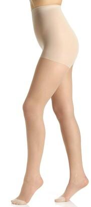 Berkshire Women's Plus Size Relief Light Support Control Top Pantyhose 8101-30 Denier