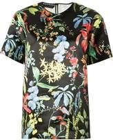 Rochas floral print T-shirt
