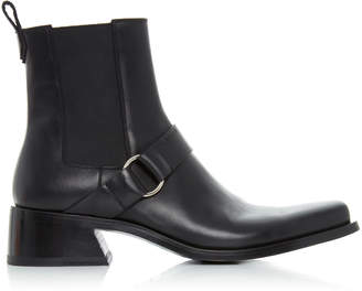 Givenchy Austin Leather Ankle Boots