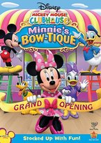Mickey Mouse Clubhouse Minnie's Bow-tique DVD