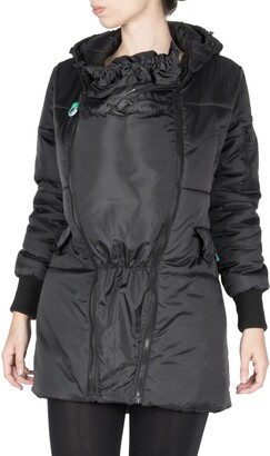 Modern Eternity 3-in-1 Hooded Maternity Puffer Jacket