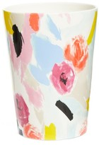 Kate Spade Paintball Floral Waste Basket