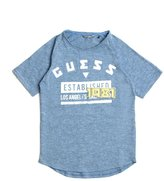 GUESS Logo Patch Tee (6-16Y)