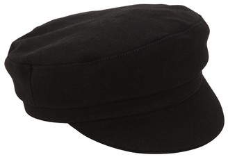 Isabel Marant COTTON CAPTAIN'S HAT