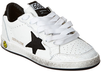 Golden Goose Ballstar Leather Sneaker