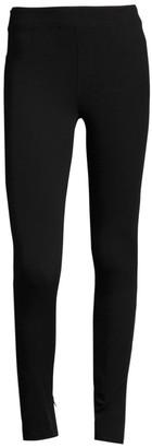 Helmut Lang Reflex Pull-On Bodycon Leggings