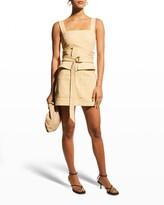 Thumbnail for your product : Alexis Eve Utilitarian Mini Dress