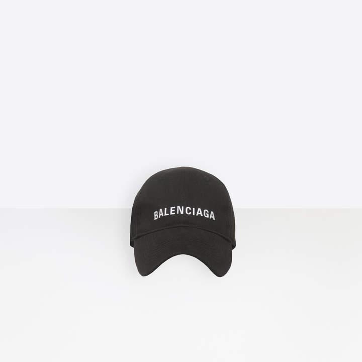 Balenciaga Classic baseball cap with embroidered logo