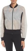 Zella Women's Bae Bomber Jacket