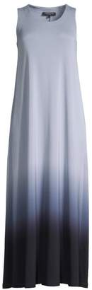 Lafayette 148 New York Ross Ombre Long Shift Dress