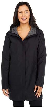 Marmot Essential Jacket (Black) Women's Clothing