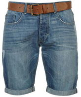 Soulcal Belted Shorts Mens