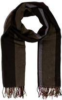 Valentino Cashmere & Silk-Blend Scarf