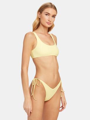 Frankie's Bikinis Connor Ribbed Top