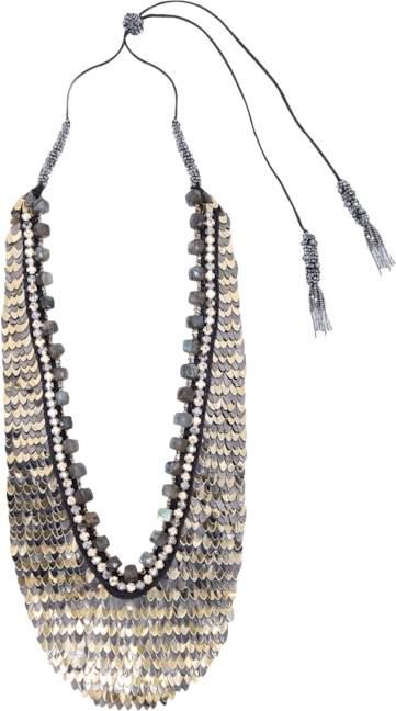 Deepa Gurnani Chanel Necklace